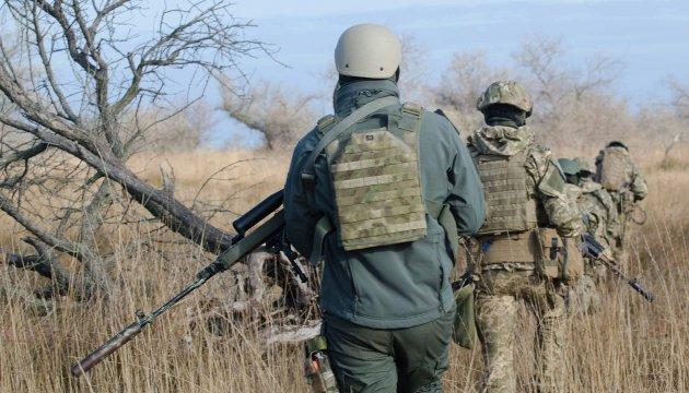 In Ostukraine ein ukrainischer Soldat verletzt