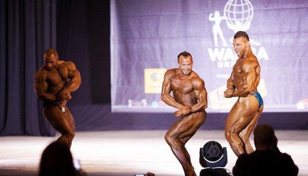 Открытый Кубок Европы по бодибилдингу и фитнесу пройдет в Киеве 20 мая