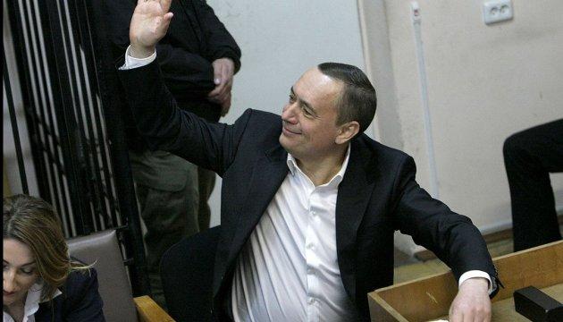 Суд дозволив Мартиненку виїзд з Київської області, але не за кордон