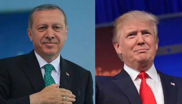 Ердоган сказав, про що говоритиме з Трампом