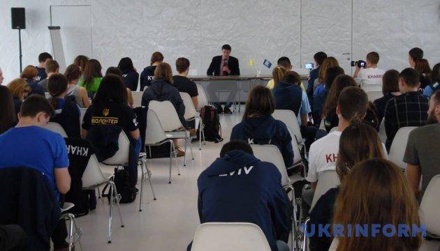 Майбутні українські лідери розповіли у ЄС про європейську Україну