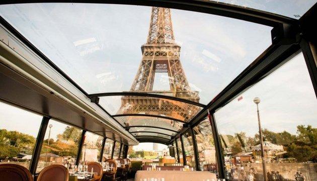 Екскурсії Лондоном і Парижем можна поєднати з відвідинами ресторану
