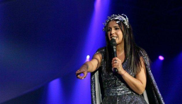 Jamala a tourné son nouveau clip au Portugal (vidéo)