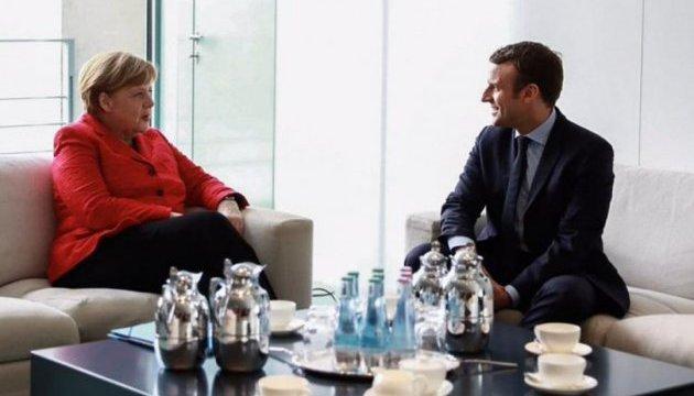 У Берліні чекають нового президента Франції з візитом