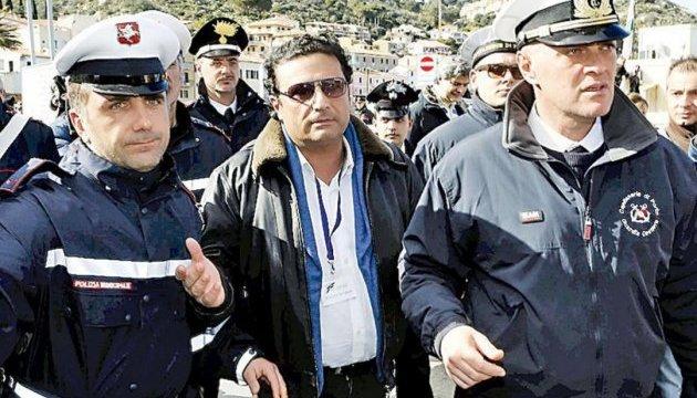 Суд в Италии окончательно подтвердил приговор капитану лайнера Costa Concordia