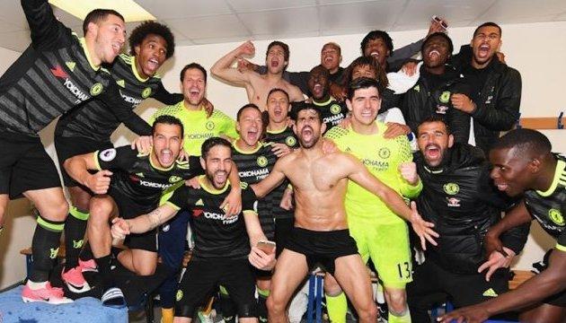 «Челсі» - чемпіон англійської Прем'єр-ліги