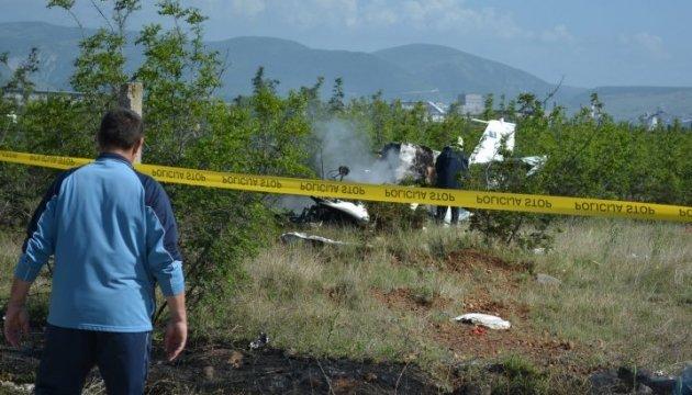 У Боснії та Герцеговині розбився літак, загинули діти працівників аеропорту