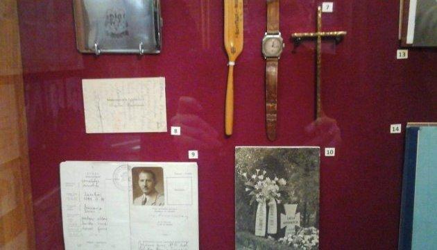 Речі Євгена Коновальця передали до музею Української революції