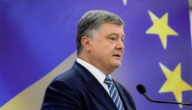 Poroshenko anuncia el lanzamiento de prueba de un nuevo misil ucraniano (Vídeo)