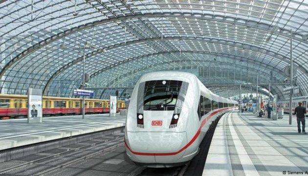 Німецькі залізничники сьогодні проведуть попереджувальний страйк
