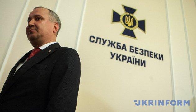 Из ввезенного Рубаном оружия планировали расстрелять людей в центре Киева - Грицак