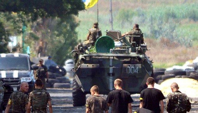 Боевики обстреляли Талаковку из БМП - штаб