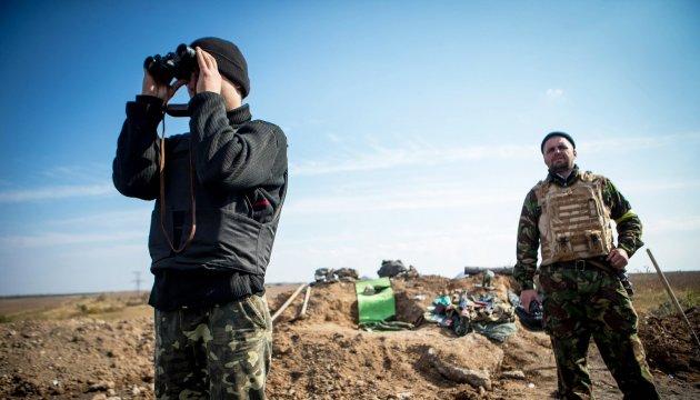 Angriffe in der Ostukraine: Ein Soldat gestorben, sieben verletzt