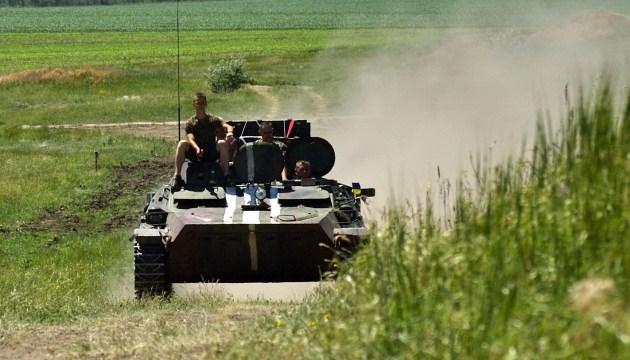 OVK-Raum: Besatzer brechen Waffenruhe weiter, 120mm-Mörser eingesetzt