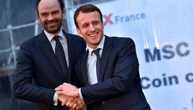 Макрон призначив нового прем'єра Франції