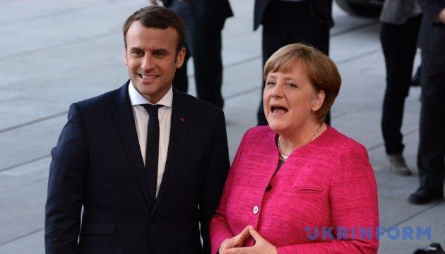 """Франція та Німеччина - """"за"""" продовження особливого статусу ОРДЛО"""