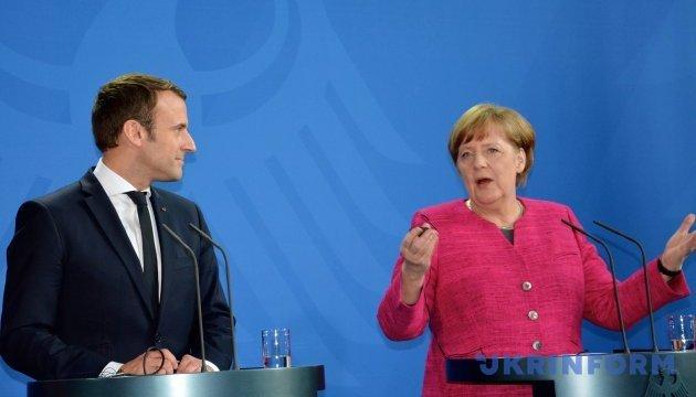 Porochenko rencontrera Merkel, Macron et Tusk les 9 et 10 mai prochain