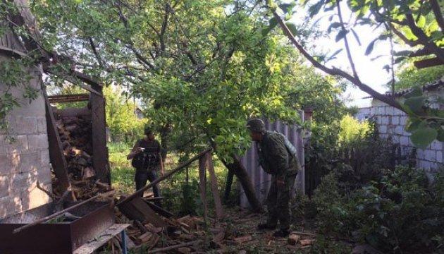 La situation dans le Donbass : les combattants pro-russes ont ouvert le feu à 21 reprises