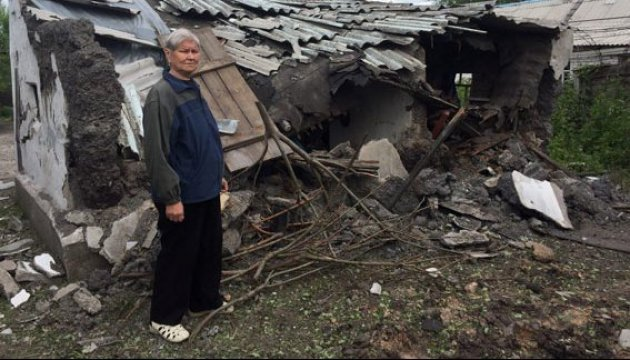Ostukraine: Ein Soldat in Awdijiwka verwundet