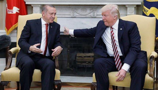 Трамп та Ердоган домовилися про зустріч