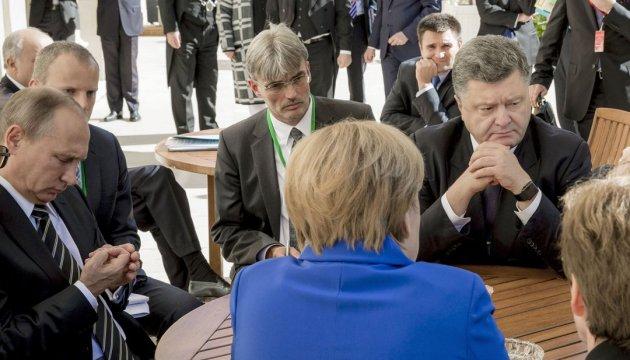 """Telefonat im """"Normandie-Format"""": Außenpolitische Berater treffen sich im August"""