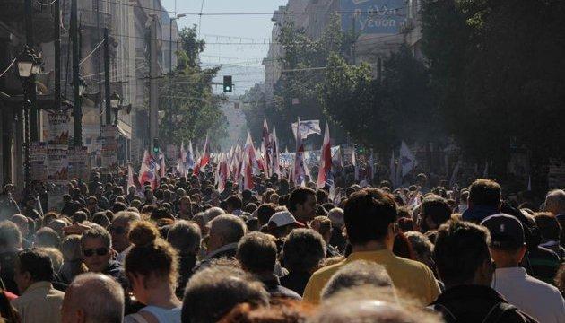 Из-за всеобщей забастовки в Греции могут отменить более 150 авиарейсов