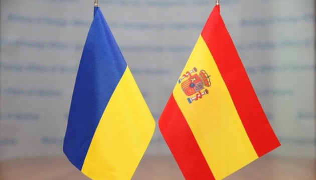 Ukraine, Spain sign some important documents