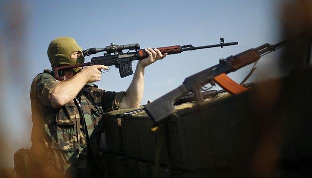 """Майже """"тиша"""": окупанти провокували сили ООС обстрілами з гранатометів"""