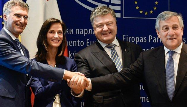 Le régime sans visa pour l'Ukraine a été finalement approuvé à Strasbourg