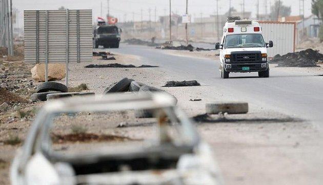 Наступ іракської армії у Мосулі уповільнюється через снайперів та смертників