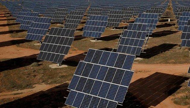 ДТЕК планує будівництво сонячної електростанції