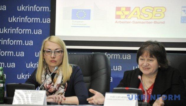 У Києві розповіли про рік роботи з людьми з інтелектуальною недостатністю