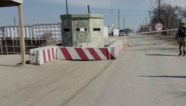Militants shell Hnutove checkpoint in Donbas, no casualties