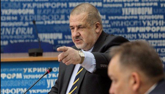 Політики мають вирішити, чи готові повертати Крим без автономії - Чубаров