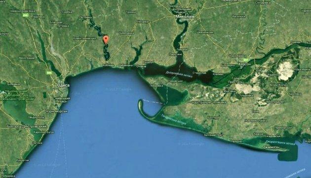Поблизу Одеси реалізують морську частину проекту каналу