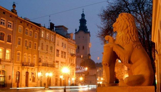 Львів: туристична мапа