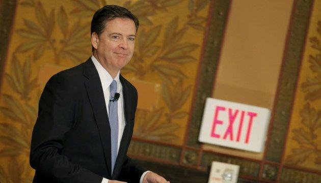 Юридический комитет Сената США намерен отдельно расследовать увольнение Коми