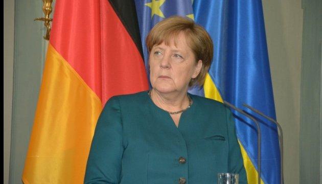Merkel : La paix dans le Donbass est l'une des priorités du gouvernement allemand