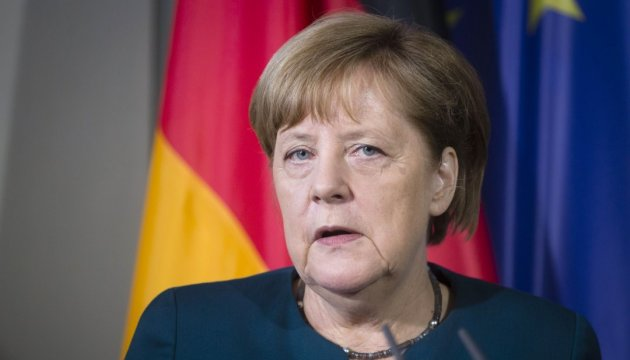 Sanctions against Russia to be lifted after implementation of Minsk accords – Merkel