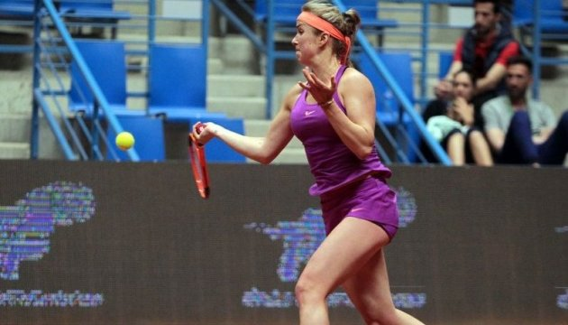 Svitolina now seventh in WTA ranking