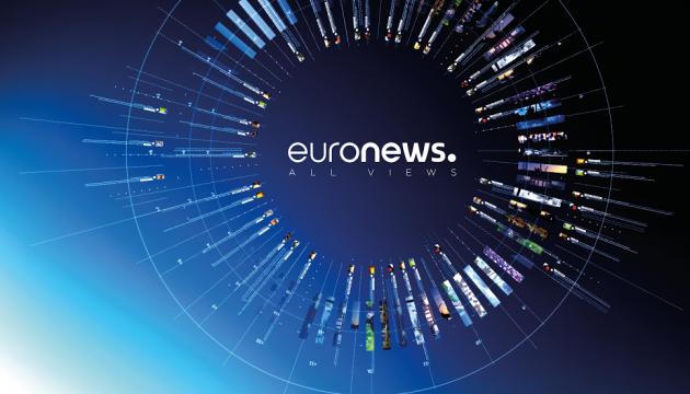 Українська редакція Euronews завтра припиняє мовлення