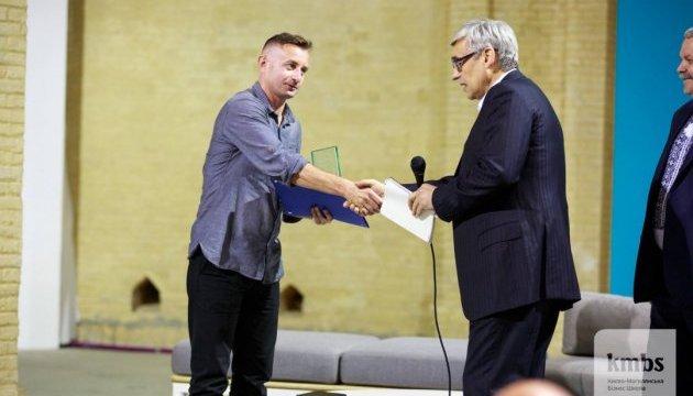 Жадан отримав премію імені Стуса