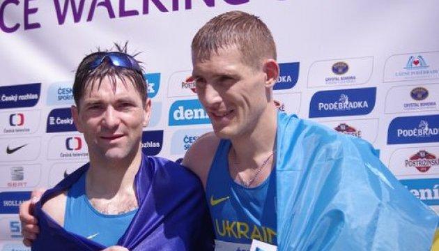 Українці виграли Кубок Європи зі спортивної ходьби