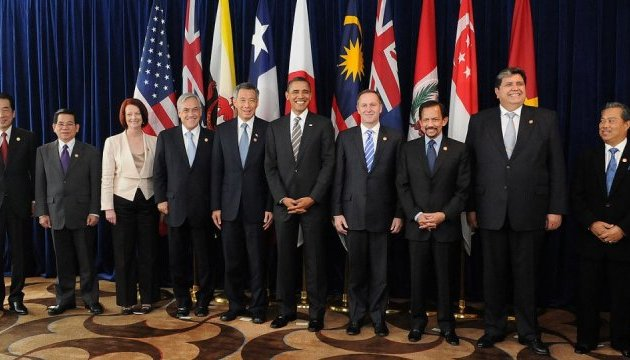 Транстихоокеанське партнерство працюватиме без США