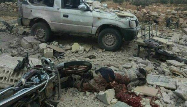 Исламисты подорвали авто возле центра для беженцев в Сирии, десятки погибших