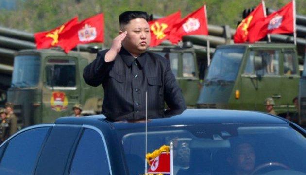 Очільник КНДР дав наказ ставити виробництво ракет на потік