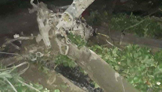 В Алжирі впав військовий вертоліт, є загиблі