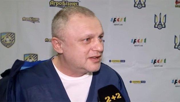 Ігор Суркіс до 30 травня вирішить долю Реброва