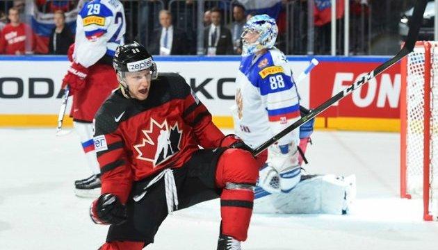 Хокейна збірна Канади зберегла перший рядок рейтингу ІІХФ