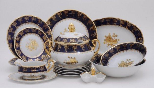 Ucrania cancela derechos arancelarios a la importación de vajilla y cubiertos de mesa de porcelana
